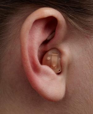 Siemens (Signia) Insio CIC / IIC 7PX 48 Channels Digital Hearing Aid Device Bangladesh by (Advanced Hearing).