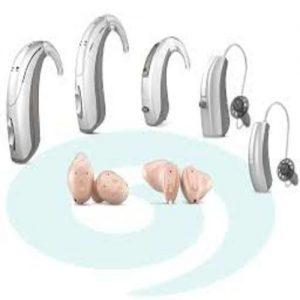 Coselgi Unia (4-Plus-PA) RIC 4 Channels Digital Hearing Aid Bangladesh.